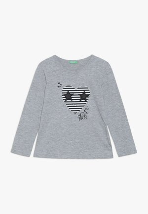 Langærmede T-shirts - grey