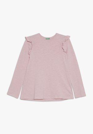 Langarmshirt - rose