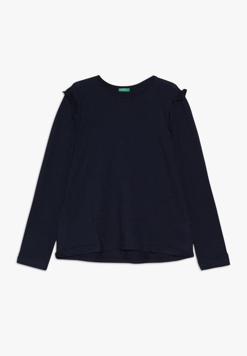 Benetton - Langarmshirt - dark blue