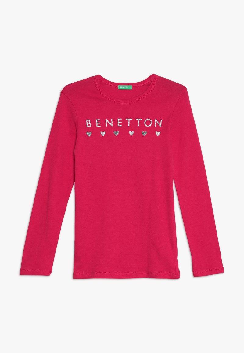 Benetton - Long sleeved top - pink