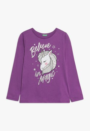 LONG SLEEVES  - Langarmshirt - purple