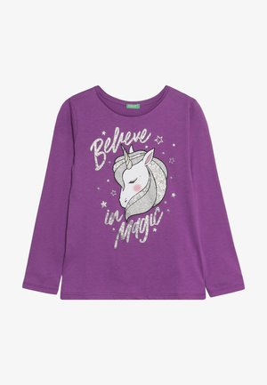LONG SLEEVES  - Maglietta a manica lunga - purple