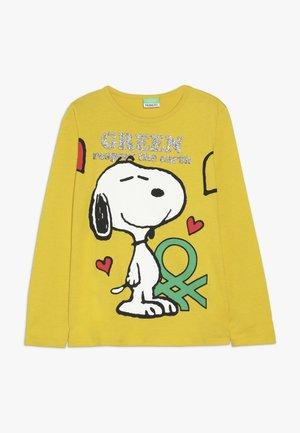 LONG SLEEVES  - Camiseta de manga larga - yellow