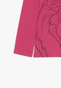 Benetton - LION KING - Long sleeved top - pink - 3