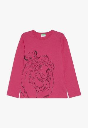 LION KING - Camiseta de manga larga - pink