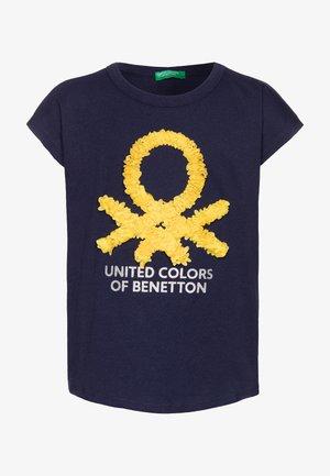 T-shirts med print - dark blue