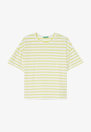 Camiseta estampada - yellow