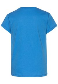 Benetton - T-shirt imprimé - blue - 1
