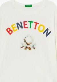 Benetton - Long sleeved top - white - 3