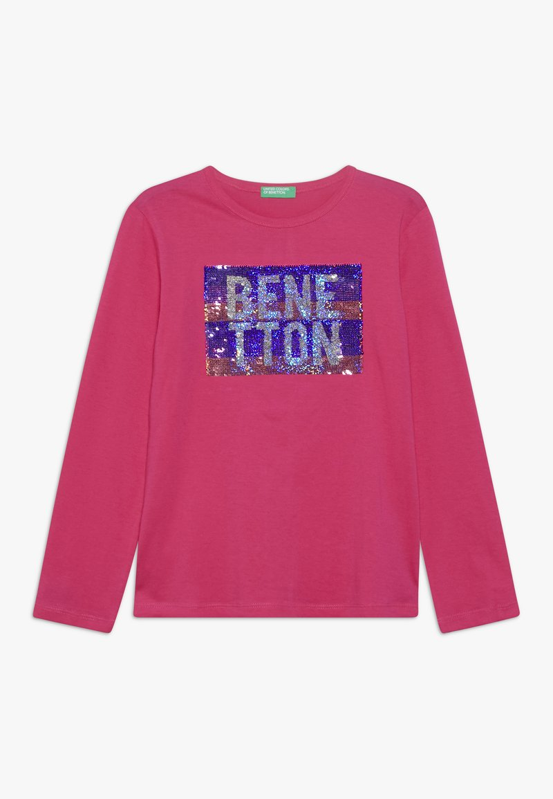 Benetton - Longsleeve - pink
