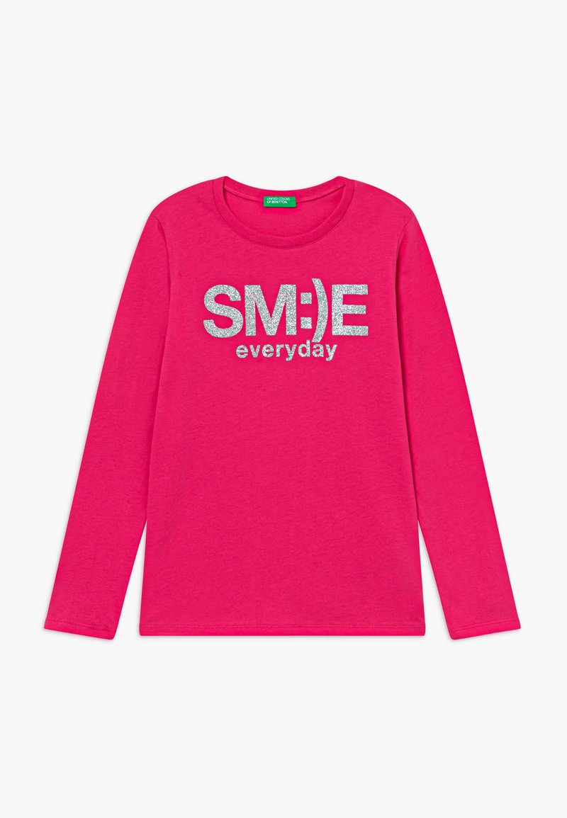 Benetton - Long sleeved top - pink