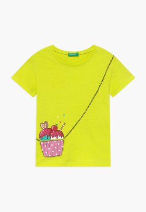T-shirt imprimé - green