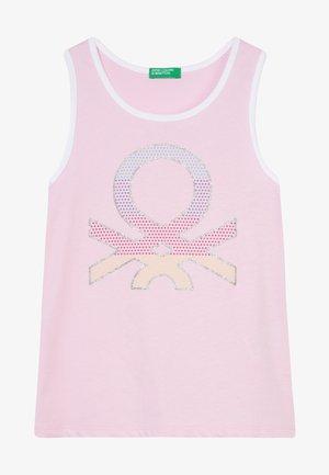 TANK - Débardeur - pink