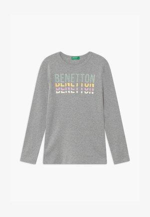 BASIC GIRL - Long sleeved top - light grey