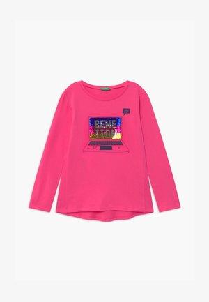 FUNZIONE GIRL - Longsleeve - pink