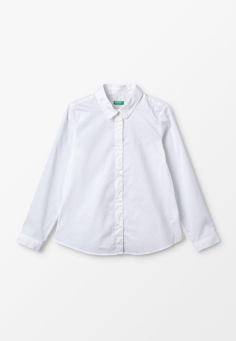 Benetton - Chemisier - white