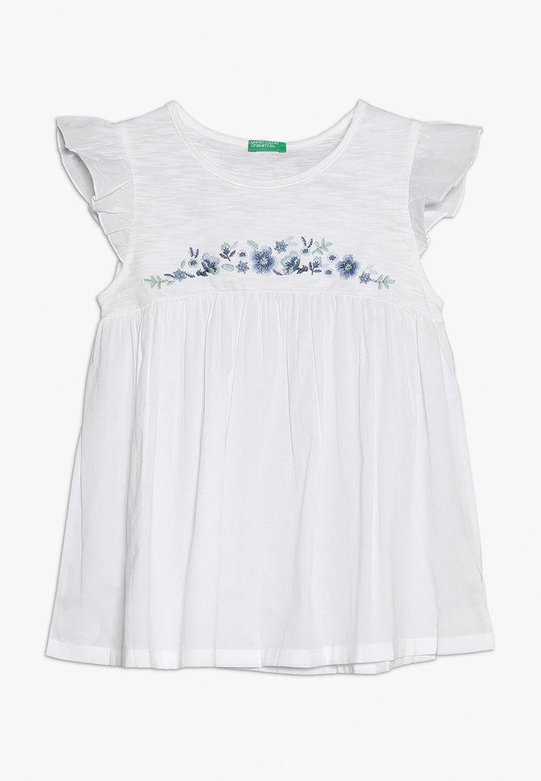 Benetton - Bluser - white