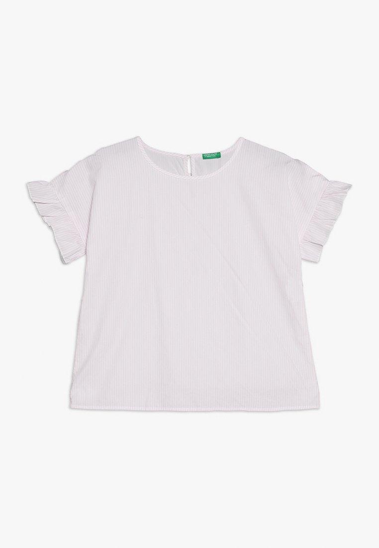 Benetton - Blusa - white
