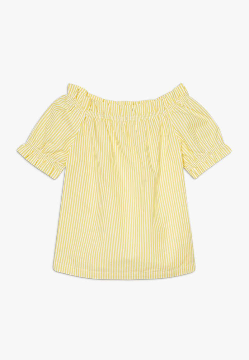 Benetton - Blouse - yellow