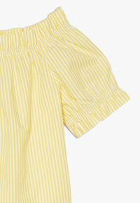 Benetton - Blus - yellow - 3
