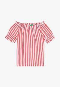 Benetton - Blouse - red - 2