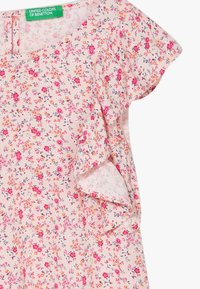 Benetton - SLEEVELESS - Blusa - pink - 2