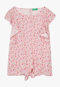 Benetton - SLEEVELESS - Blusa - pink - 0