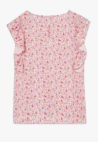 Benetton - SLEEVELESS - Blusa - pink - 1