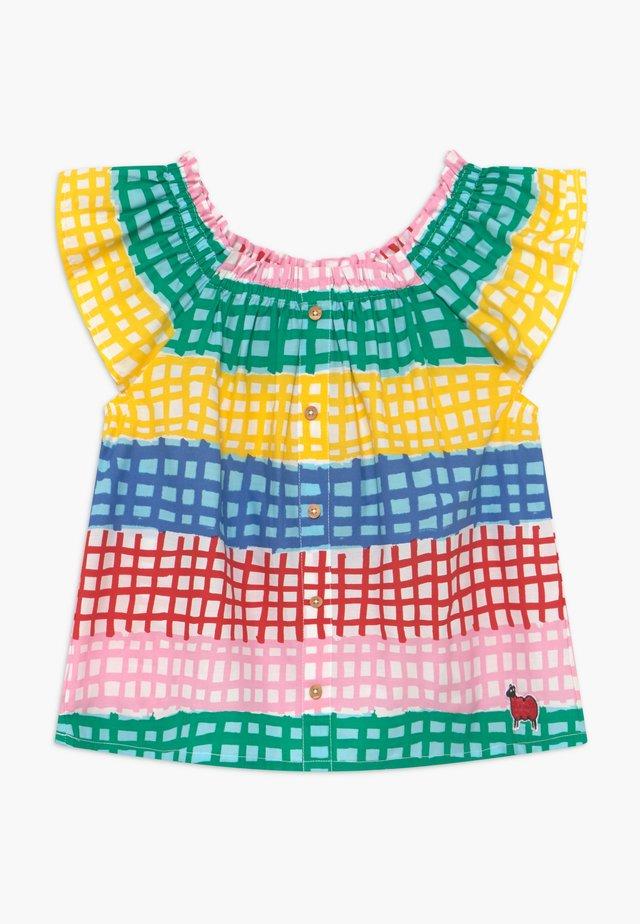 Bluse - multi-coloured
