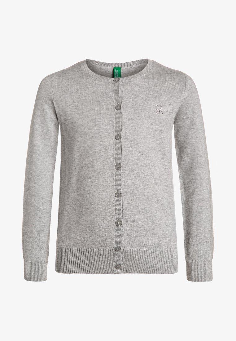 Benetton - Vest - grey