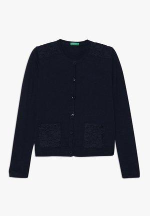 NO BASIC - Cardigan - dark blue