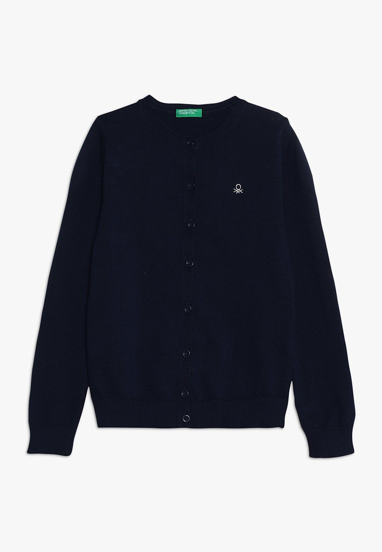 Benetton - BASIC TODDLER - Cardigan - dark blue