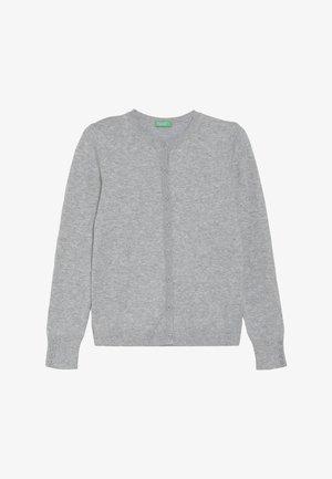Chaqueta de punto - grey