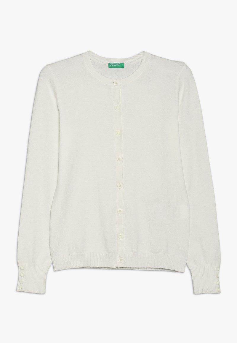 Benetton - Cardigan - white