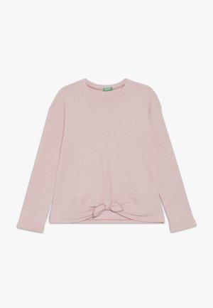LONG SLEEVES - Långärmad tröja - light pink