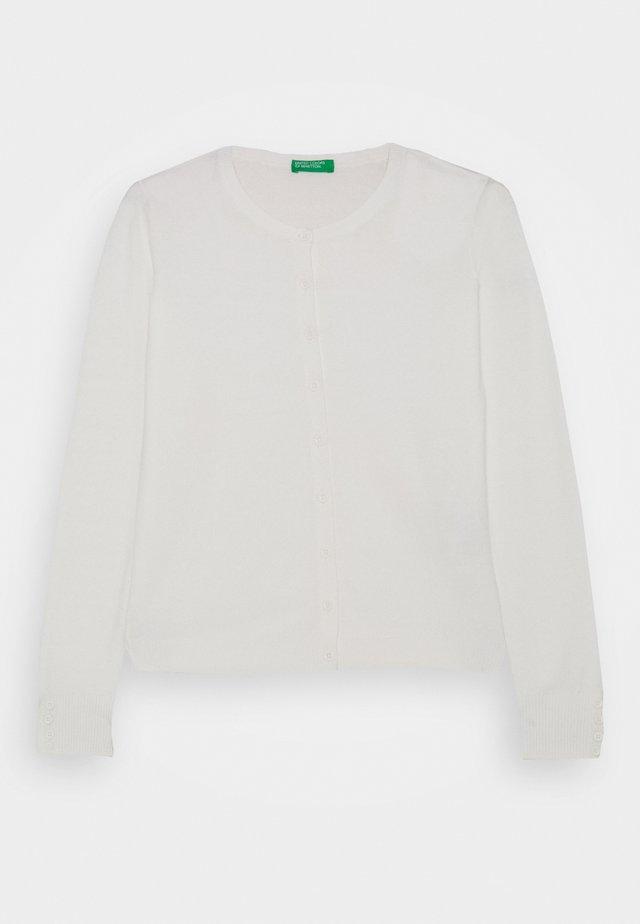 BASIC GIRL  - Kardigan - white