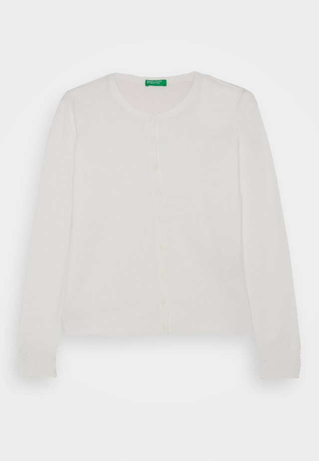 BASIC GIRL  - Cardigan - white