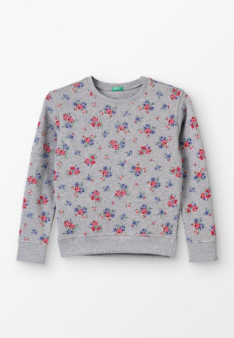 Benetton - Sweatshirts - grey/multi-coloured