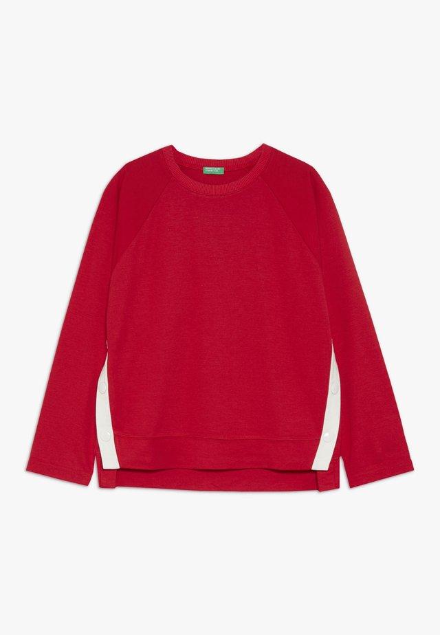 Langarmshirt - red