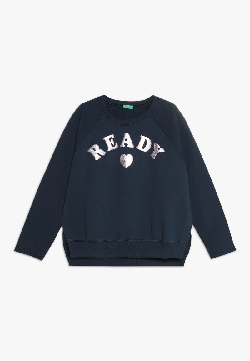 Benetton - Sweatshirts - dark blue