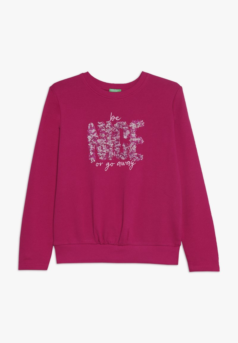 Benetton - Sweatshirt - pink