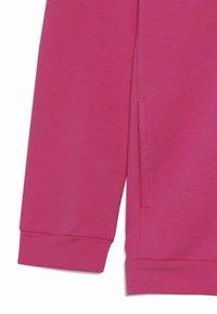 Benetton - JACKET HOOD  - veste en sweat zippée - pink - 2