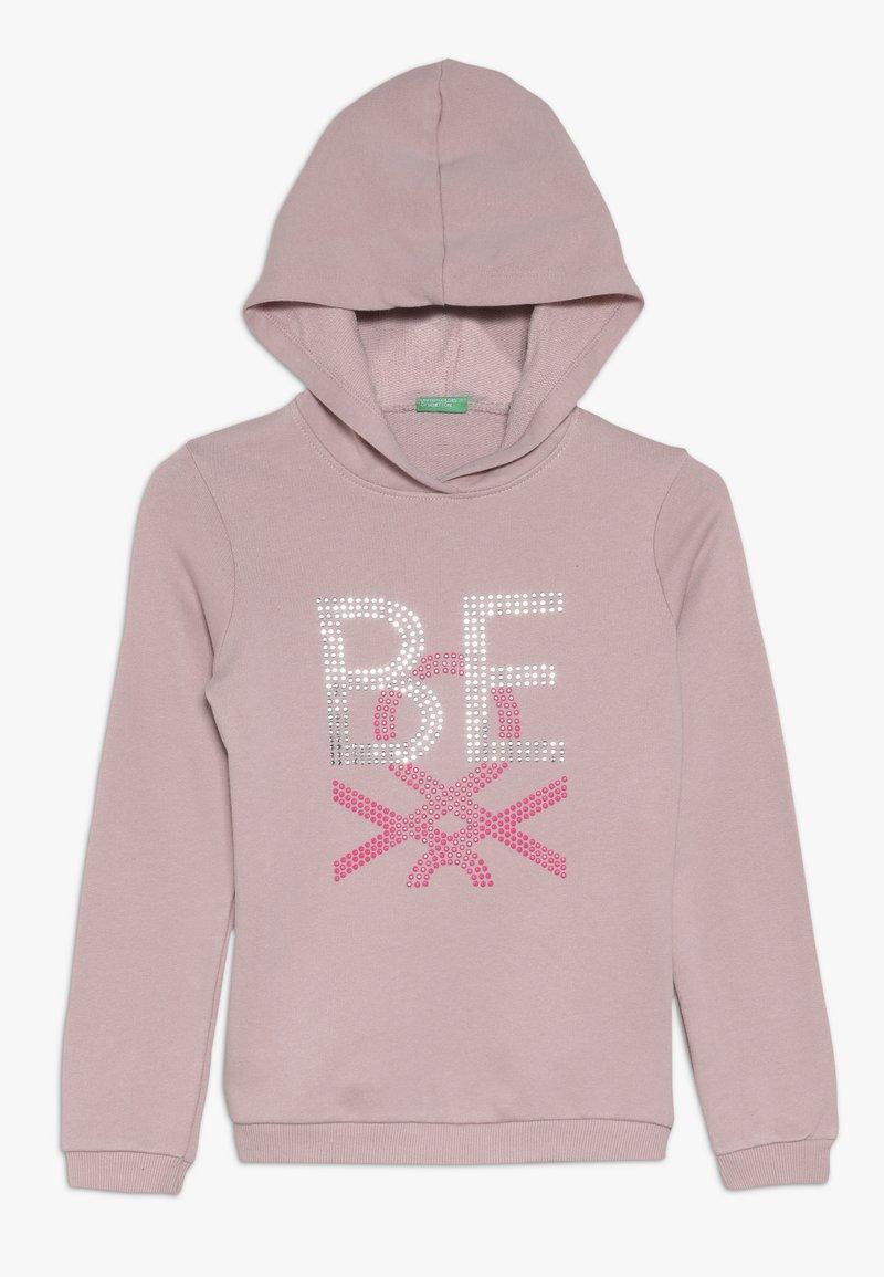 Benetton - HOOD - Hoodie - pink