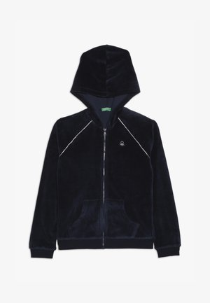 JACKET HOOD - Collegetakki - dark blue