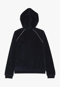 Benetton - JACKET HOOD - Bluza rozpinana - dark blue - 1