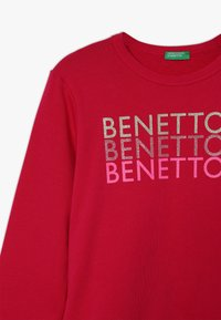 Benetton - CLOSED  - Sweatshirt - pink - 3
