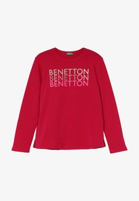 Benetton - CLOSED  - Sweatshirt - pink - 2