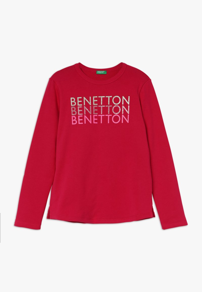 Benetton - CLOSED  - Sweatshirt - pink