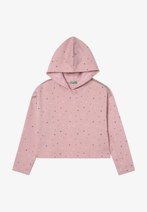 CLOSED  - Hoodie - light pink