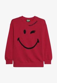 Benetton - CLOSED - Sweatshirt - pink - 2